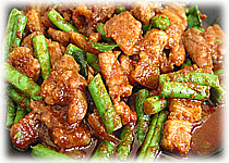 Thai Food Recipe : Spicy Stir Fried Pork with Red Curry Paste